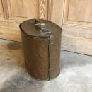 Copper portable cakestand