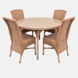 Vincent Sheppard Table & 4 chairs