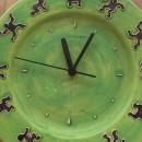 Keith Haring clock