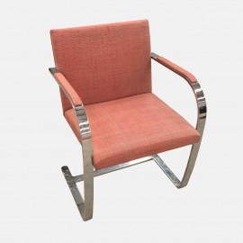 "Knoll ""Brno"" chair by Mies Van Der Rohe"