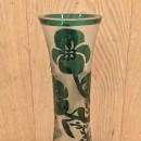 Val Saint Lambert Art Nouveau Vase