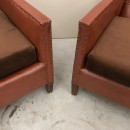 Pair of 1930's armchairs