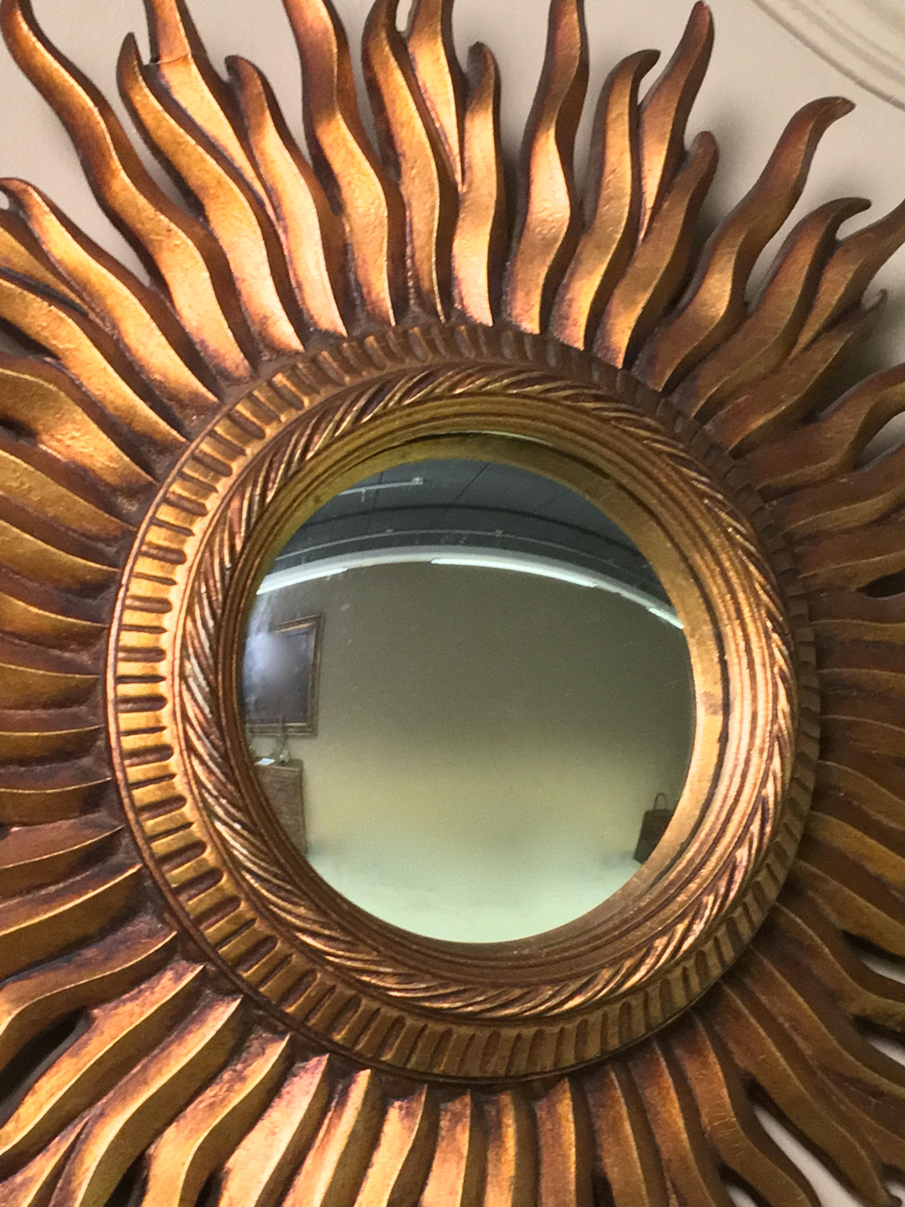 Sun Burst Mirror Www Claudiacollections Com