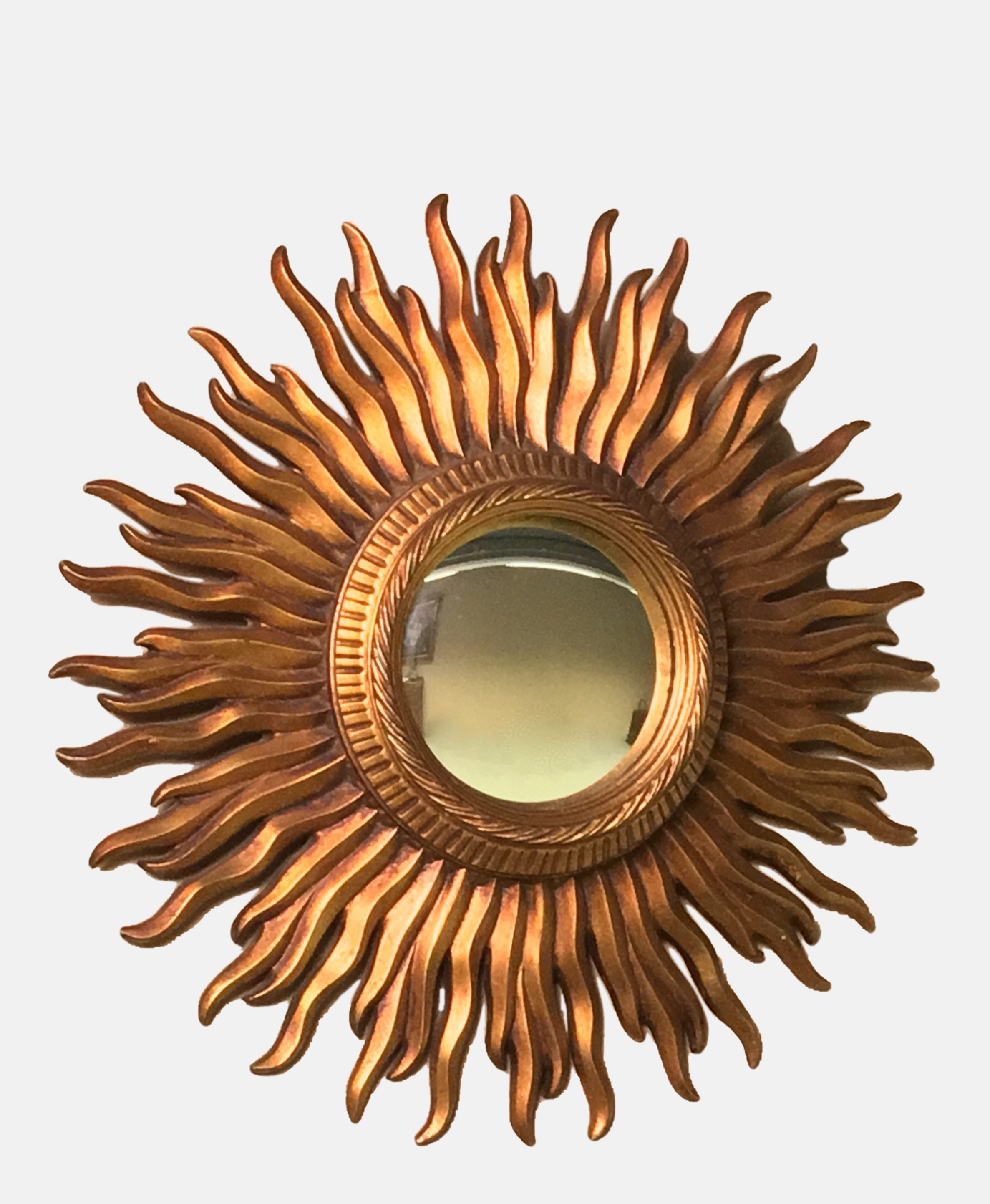 Sun Burst Mirror Www Claudiacollections Com