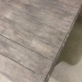 Brick Pallet Coffee Table